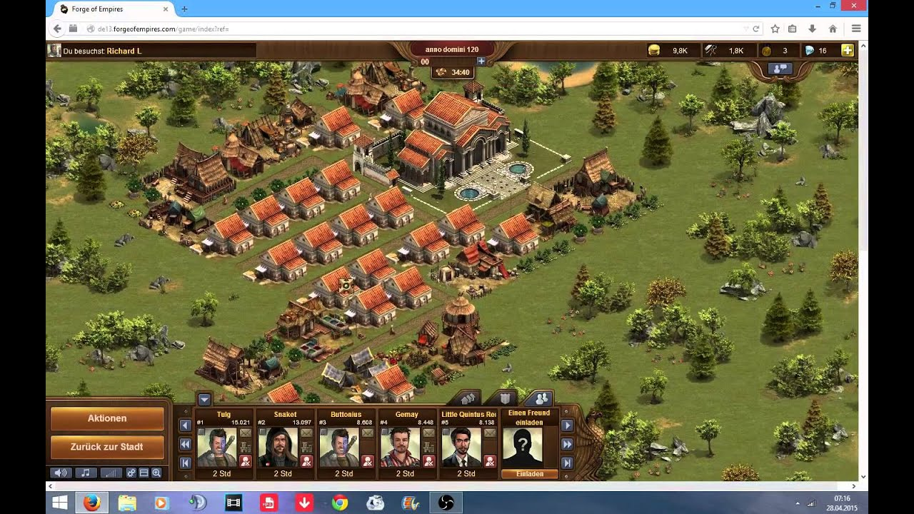 Forge Of Empires.De