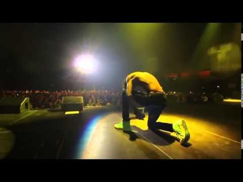 Wiz Khalifa - Walking on The Moon [HD]