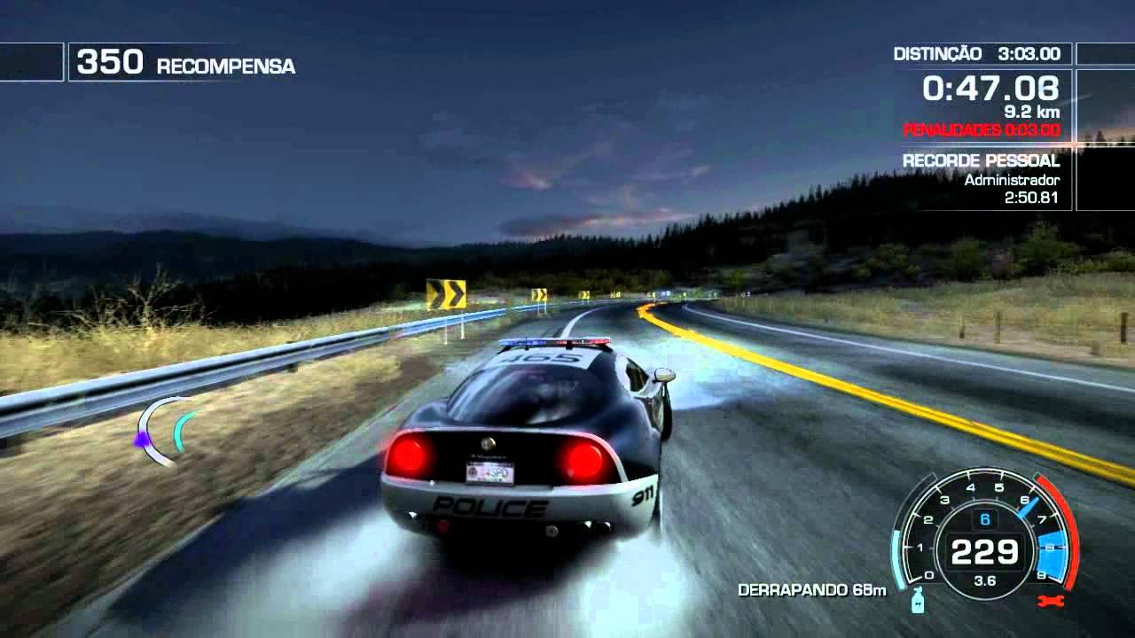 hot pursuit 2012 gameplay venice - photo#2