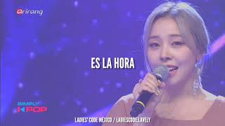 Ladies' Code : Never Ending Story [Sub Esp]