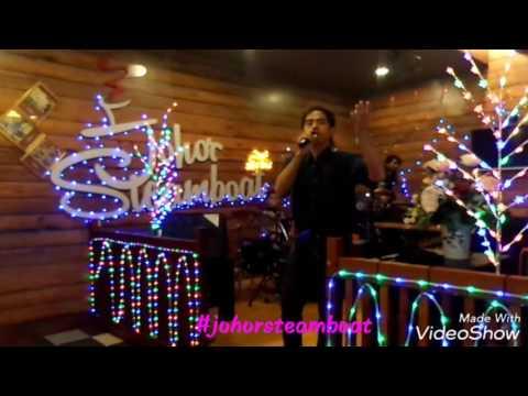 Isa Gravity -Kau Salju Cinta Ku-Live In Johor Steamboat
