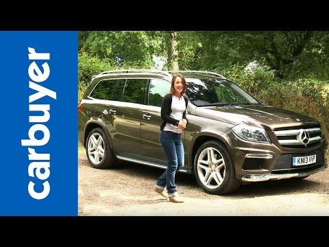 Mercedes GL-Class SUV 2013 review - Carbuyer