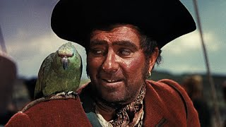 Long John Silver PIECES OF EIGHT - Robert Newton