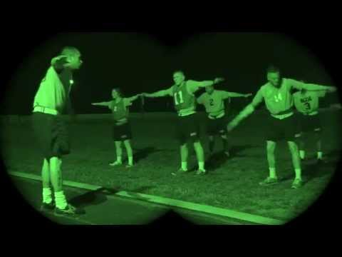 Best Warrior 2012: Army Physical Fitness Test