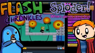 Cade642's Sploder Games: Flash Chronicles