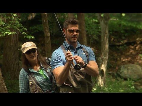 Fly Fishing, Llama Treks And Tree Tents In Smoky Mountain National Park
