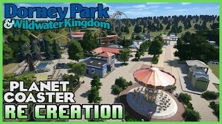 DORNEY PARK! Re-creation Park! Park Spotlight 16 #PlanetCoaster