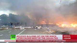 Odessa Massacre: