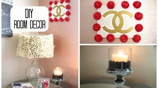 DIY glittering Christmas tree out of waste paper rolls