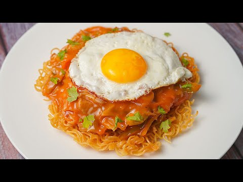 American Chopsuey Recipe | Chopsuey With Crispy Fried Noodles | Chopsuey Recipe | Toasted