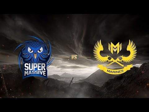 SuperMassive eSports ( SUP ) vs GIGABYTE Marines ( GAM ) 3. Maç | MSI 2017 Ön Eleme 3. Tur