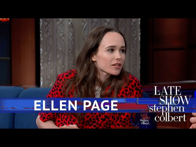 'The Umbrella Academy' star Ellen Page puts it pretty simply: 'This needs to f***ing stop.'