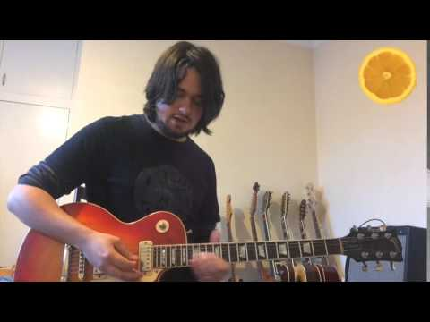 Ten Storey Love Song Guitar Lesson  The Total Stone Roses