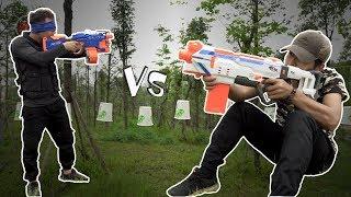Nerf War: Challenge The Opponent 5