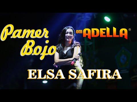 OM ADELLA - PAMER BOJO Voc. ELSA SAFIRA. Live Alun-alun SIDOARJO