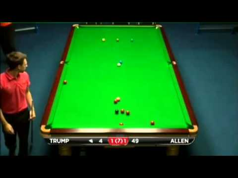 Judd Trump - Mark Allen (Final) Kay Suzanne Memorial Cup ET6 - Full Match