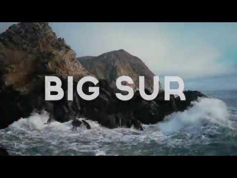 Big Sur, California (4K) DJI Mavic Pro
