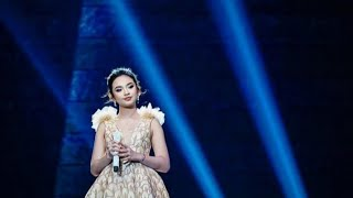 Download Lyodra Ginting - O Holy Night (Live Performance) | MNC Group's Christmas 2020