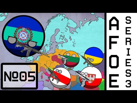 "Alternative Future of Europe | Series 3 | Episode 5: ""Arctic winds upon Europe"""