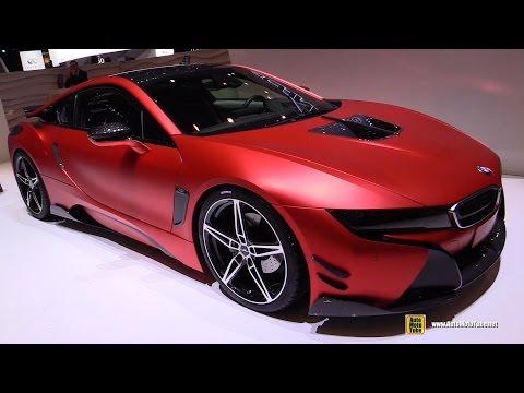 2017 BMW i8 AC Schnitzer - Exterior Walkaround - 2017 Geneva Motor Show