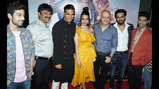 Akshay Kumar At Ranchi Diaries Premiere With Anupam Kher & Full Cast
