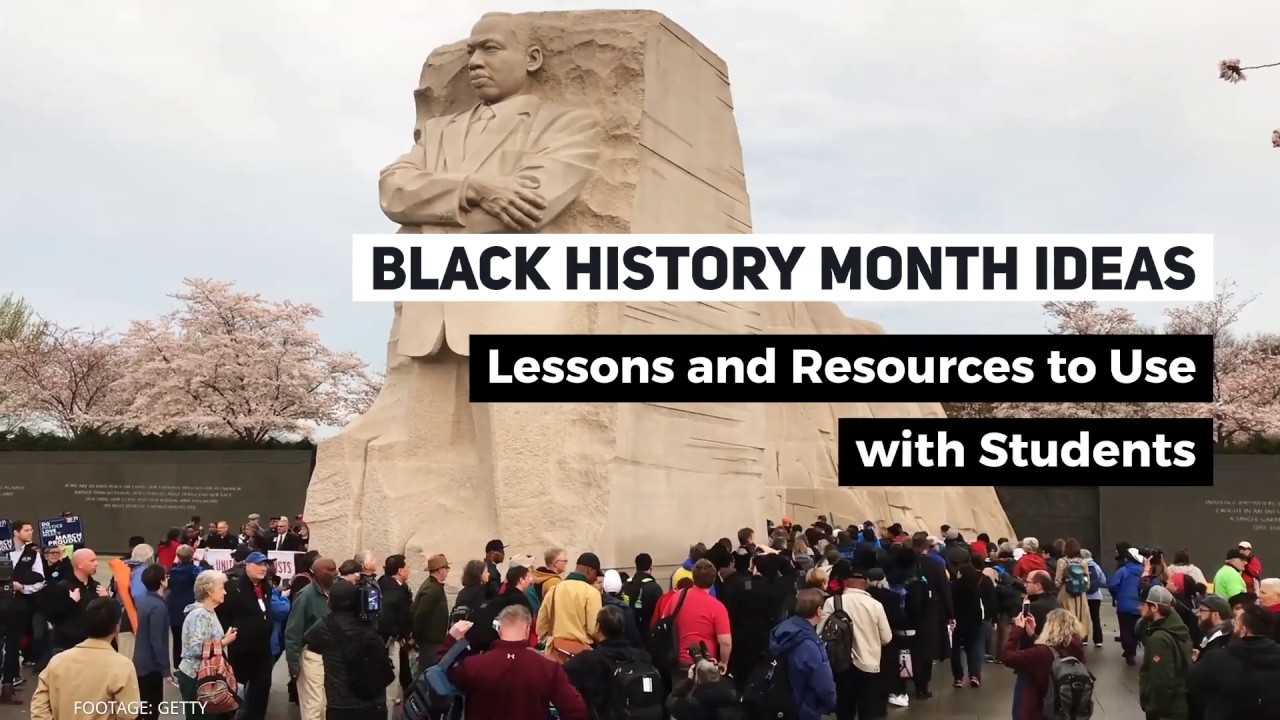 Black History Month Activities \u0026 Lesson Plans   Share My Lesson [ 720 x 1280 Pixel ]