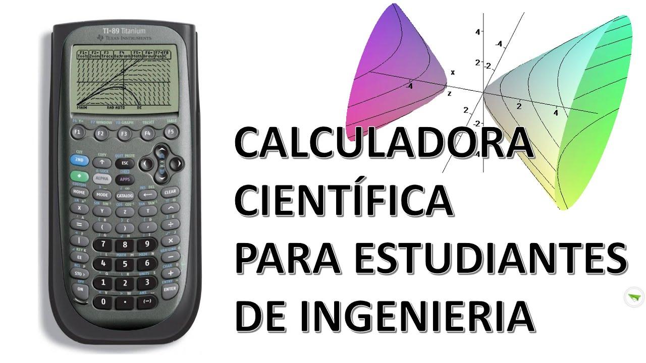 Calculadora Cient 205 Fica Para Ingenier 205 A En Android Youtube