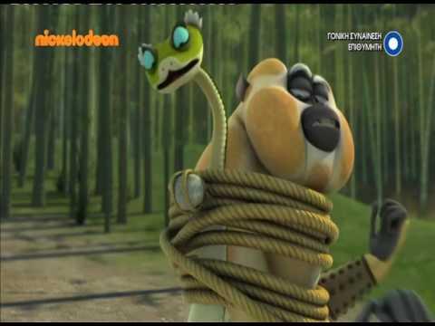 Kung Fu Panda Season 3 Promo