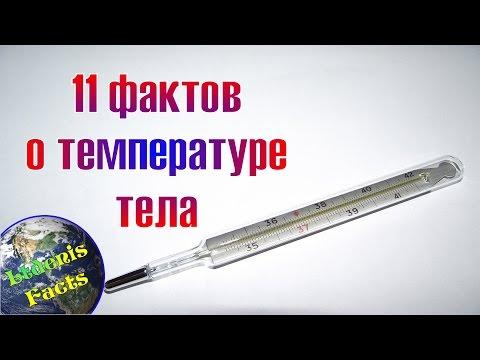 11 фактов о температуре тела человека