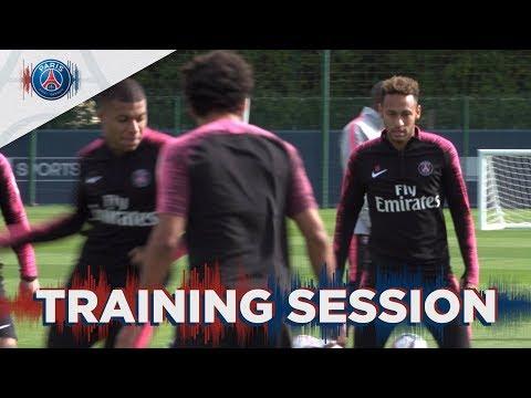 TRAINING SESSION - BEST-OF DE LA SEMAINE with Neymar & Verratti