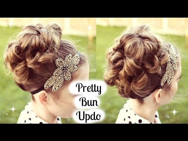 30 Pretty And Fabulous Flower Girl Hairstyles Momooze Com