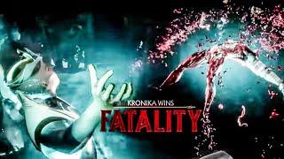 Mortal Kombat 11 'Kronika Fatality' (2019) HD