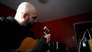 FFX, Tidus & Yuna's Theme, Guitar Cover by Dante de Hoyos