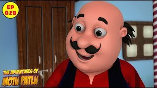 Motu Patlu | Angry Cloud | Best Cartoon For Kids