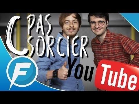 C'est pas Sorcier – YouTube [Vidéo Annonce ;)]