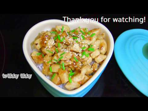 Quick And Easy Honey Garlic Chicken Recipe
