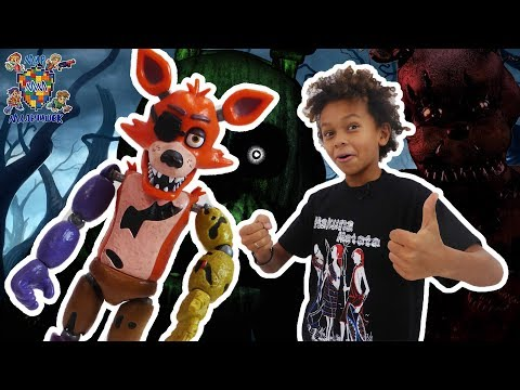ДАНИ и аниматроники из ФНаФ: создаём адского аниматроника! 13+