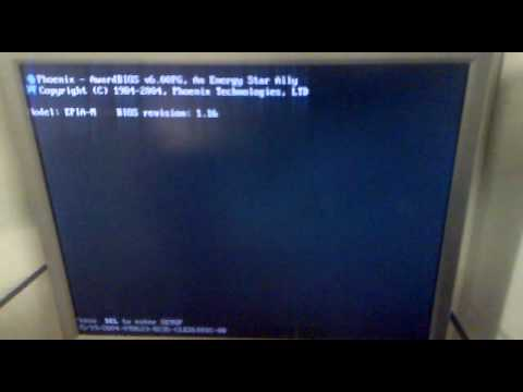 Booting Windows XP -  verry fast with old hardware -  Sandisk Extreme - CarPC - 1Ghz  - 1GB RAM