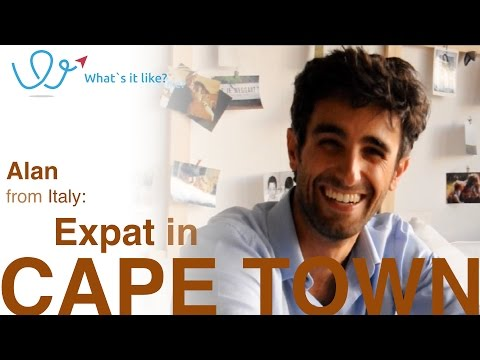 Living in Cape Town - Expat Interview with Alan (Italy) about his life in Cape Town, South Africa