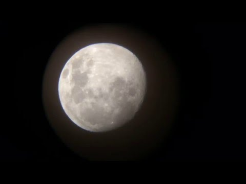 Moon with 94,6% on 27.08.2015