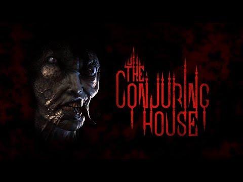 The Conjuring House - Cтрим дуэт.Ужастик под вечер.