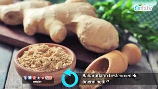 Baharatların beslenmedeki önemi nedir? #zencefil #zerdeçal #baharat #vejetaryenbeslenme #diyabet