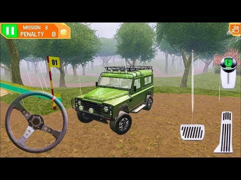 4x4 Dirt Offroad Parking E4 - Best Android Gameplay HD