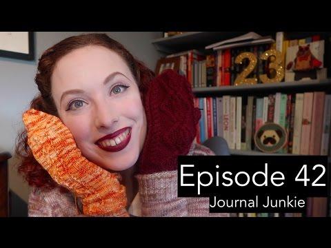 Episode 42 - Journal Junkie