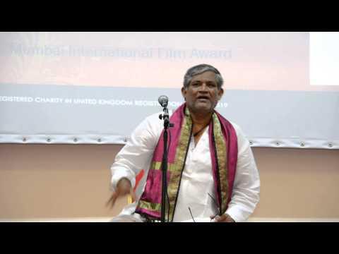 Sh. Tanikella Bharan at UKTA 4th World Telugu Literature Conference(5) in London