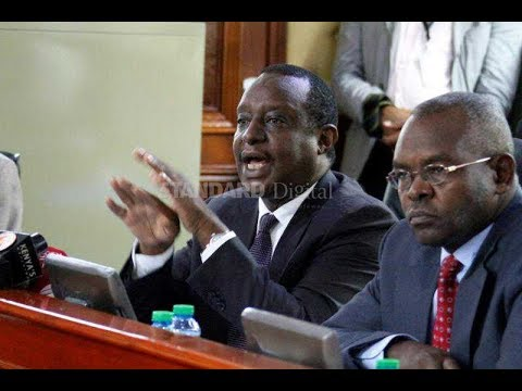Finance Cabinet Secretary: Why Kenya will continue to be broke