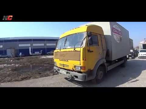 КамАЗ 4308 промтоварный фургон NICE CAR.RU