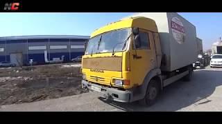 КамАЗ 4308 промтоварный фургон / NICE-CAR.RU