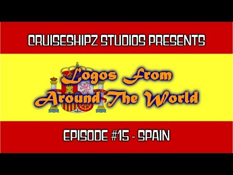 Logos From Around The World - Episode #15 - Spain