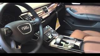 Audi NEW 2016 Audi A8 L 4  0T Quattro Tiptronic  Review  Interior  Exterior |audi a8 2016 drive(Audi NEW 2016 Audi A8 L 4 0T Quattro Tiptronic Review Interior Exterior |audi a8 2016 drive Audi NEW 2016 Audi A8 L 4 0T Quattro Tiptronic Review Interior ..., 2015-09-26T17:02:39.000Z)